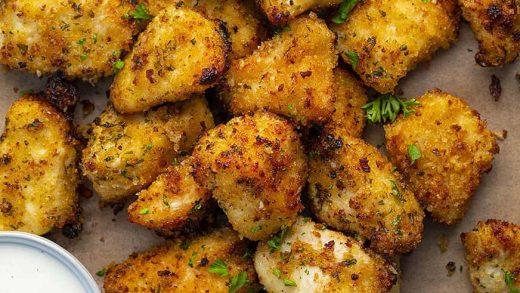 Air Fryer Chicken Nuggets - I Am Homesteader