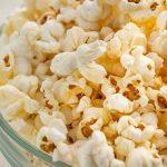Air Fryer Popcorn - Easy Healthy Recipes