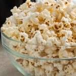 Easy Stovetop Popcorn (with Microwave option) - Dish by Dish