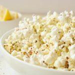 Air Fryer Popcorn Recipe - Keeping the Peas