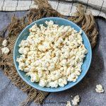 Air fryer Popcorn - Rachna cooks