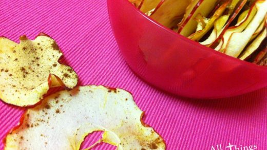 Apple Chips - All Things Moms