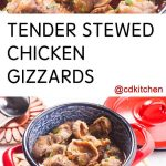 Tender Stewed Chicken Gizzards - Boiled gizzards with onion, ketchup, and  hot sauce over rice i…   Gizzards recipe, Chicken gizzard stew recipe,  Gizzard stew recipe