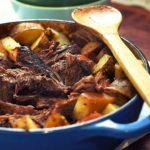 Instant Pot Frozen Roast - The BEST Pot Roast! - Key To My Lime