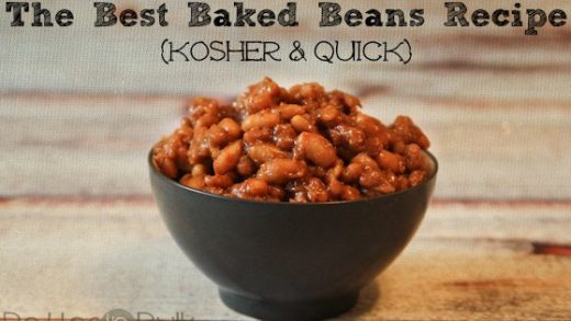 Bourbon Baked Beans with Brown Sugar and Bacon   The Oven Light   Sides