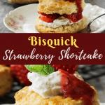 Bisquick Strawberry Shortcake Recipe » Recipefairy.com