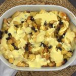 Bread Pudding with Crème Anglaise – Palatable Pastime Palatable Pastime