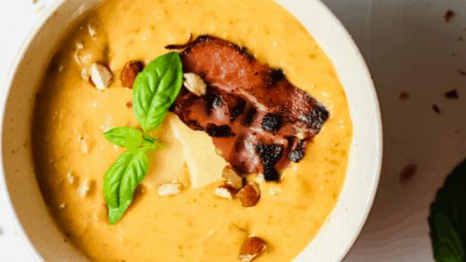 Recipe: Butternut Squash Soup - Jim Cooks Food Good %