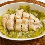 Cabbage and Chicken Breast Steamed in the Microwave Recipe by cookpad.japan  - Cookpad