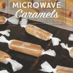 Microwave Salted Caramel Sauce - Devoted To Bakes