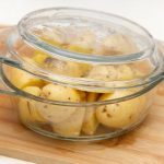 How to Cook Baby Potatoes in the Microwave   Livestrong.com   Potatoes in  microwave, Baby potatoes, Recipes