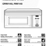Operating Instructions; Changing Power Levels - Frigidaire CFMV145 Use &  Care Manual [Page 12]   ManualsLib