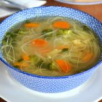 Quick and Easy Chicken Noodle Soup Recipe - Picklebums