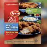 Tyson chicken strip recall expanded, might contain metal
