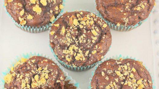Chocolate Avocado Walnut Muffins #MuffinMonday – Palatable Pastime  Palatable Pastime
