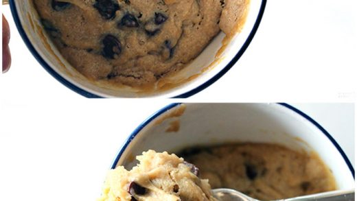Microwave No Bake Cookies without Peanut Butter - Lynn's Kitchen Adventures