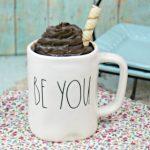 Protein-Packed Chocolate Fudge Mug Cake - Heather's Dish