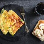 Puffy Herb Omelet with Chevre – Palatable Pastime Palatable Pastime