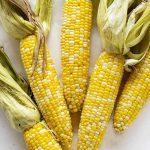 Microwave Corn on the Cob - Baking Mischief