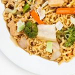 Costco Yakisoba Noodles - Quick & Easy - Ready in 3 Minutes!   CostContessa