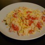Microwave Couscous | the hostel cookbook