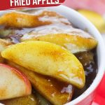 Copycat Cracker Barrel Fried Apples ⋆ Sugar, Spice and Glitter