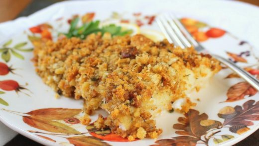 Crumb Topped Baked Cod – Palatable Pastime Palatable Pastime