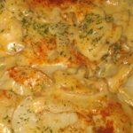 Vegan Scalloped Potatoes - DIRTY BLONDE VEGAN