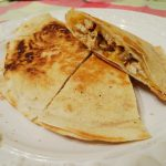 Food 101: How To Make A Homemade Quesadilla | The Poor Couple's Food Guide