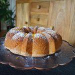 Angel Food Cake in a Bundt Tin   Riverside Baking