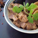 A taste of memories -- Echo's Kitchen: Braised Chicken Gizzard 卤鸡胗