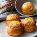 Japanese Milk Bread | Hokkaido Milk Bread - Lavender and Lime