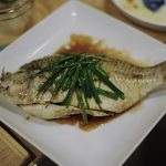 Modernist Cuisine At Home: Microwaved Tilapia with Scallions and Ginger |  Jet City Gastrophysics