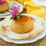 Banh Flan (Vietnamese Creme Caramel) - Scruff & Steph