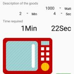 Easily Convert Cooking Times for Your Microwave's Wattage Using These Apps  « Smartphones :: Gadget Hacks