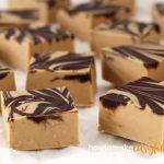 Tiger Butter Fudge Recipe - Shugary Sweets