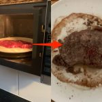 We Committed One of the Cardinal Sins of Cooking by Microwaving Steaks