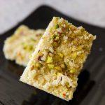 Ricotta Kalakand (Microwave Recipe) – Food-Wine Utopia