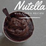 Nutella Mug Cake Recipe