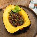 Microwave Acorn Squash – Melanie Cooks