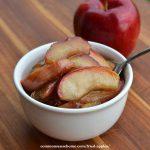 Copycat Cracker Barrel Fried Apples Recipe