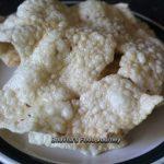 Annapurna: Gujarati Rice Khichu / Papdi No Lot Recipe