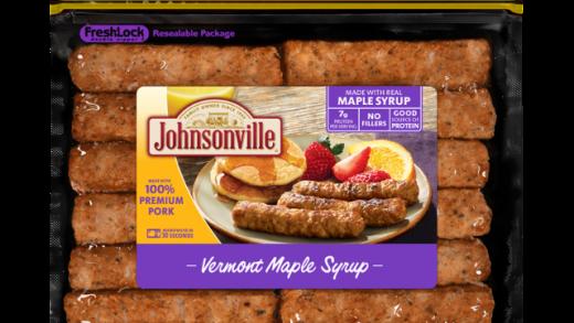 Original Recipe Fully Cooked Breakfast Sausage - Johnsonville.com