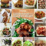 Good Food for a Healthy Heart Cookbook and Giveaway – Home is Where the  Boat Is