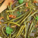 Green Beans with Poblano Peppers – Palatable Pastime Palatable Pastime