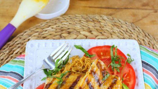 Grilled Mahi with Mango Habanero Glaze – Palatable Pastime Palatable Pastime