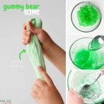 Edible Gummy Bear Slime (Only 3 Ingredients!) - with VIDEO! - In the Kids'  Kitchen