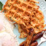 Hash Brown Waffles (Potatoes in Your Waffle Iron!) – Palatable Pastime  Palatable Pastime