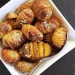 How To Make Hasselback Potatoes to Perfection (Baby Potatoes)