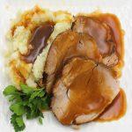 Homestyle Pork Roast (Slow Cooker) – Palatable Pastime Palatable Pastime